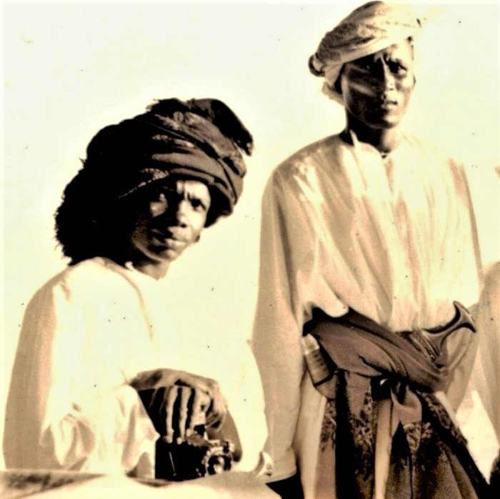 Antique photos of Oman including Muscat and Muttrah